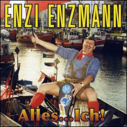 "CD ""Alles ... ich"", Enzi Enzmann / Cover Foto, LVC-Records, TENNEMANN media"