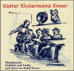 "CD-Cover ""Köster Klickermanns Kinner"" / Foto: TENNEMANN media"